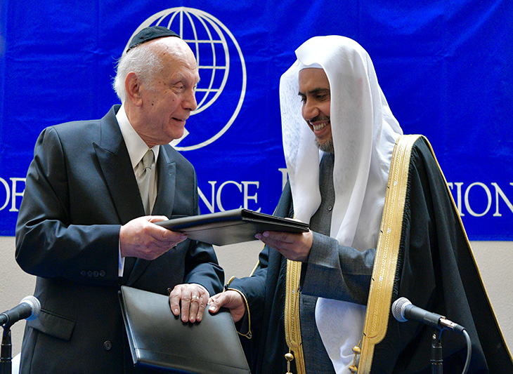 Muslim World League And Appeal of Conscience Foundation Sign Agreement To Unite Efforts For Protection Of Religious Sites Worldwide