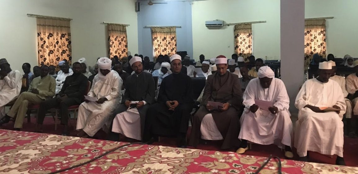 The MWL through its subsidiary the IOQAS organized the first training course for Scientific Miracles (for university professors) in cooperation with King Faisal University in Chad