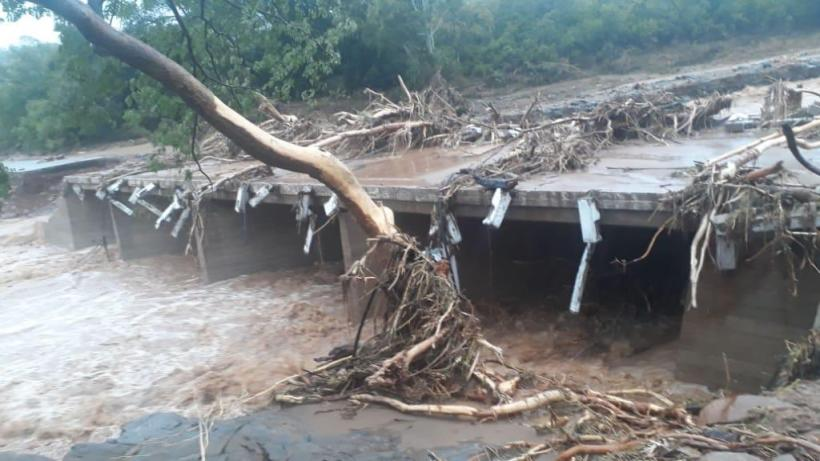 International Organization for Relief, Welfare and Development is among the first relief organizations to reach the African Countries affected by CycloneIdai