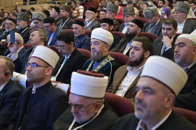 At its conference, the MWL has gathered a constellation of religious, intellectual and political leaders representing 43 countries